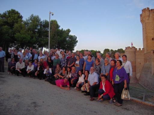 Harmonia octobre 2014 - A Medina del Campo