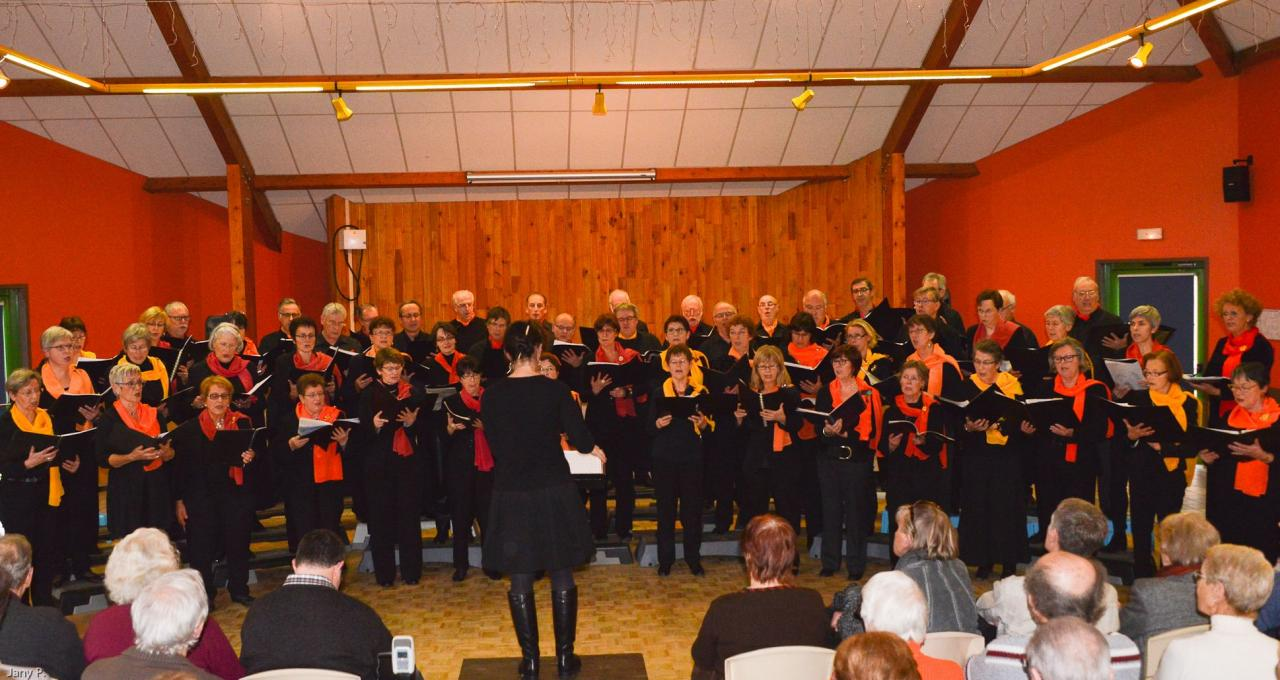 Harmonia janvier 2014 - St Pavace