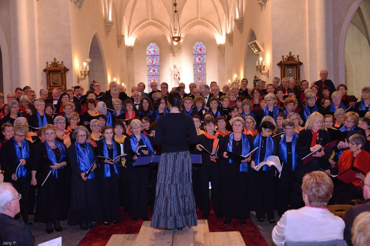 Harmonia 30 mars 2014 - Yvré l'Evêque