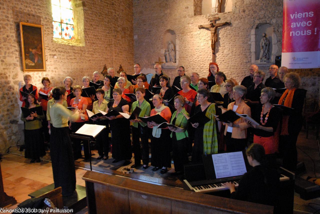 Harmonia 18 juin 2012 - Fête au village de St Pavace