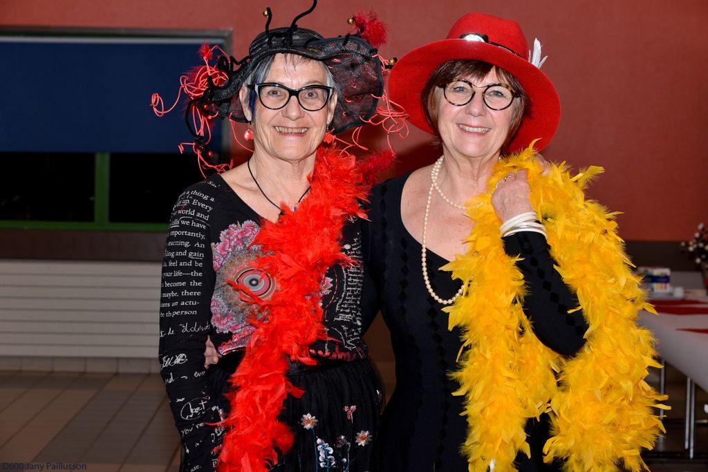Harmonia 17 février 2018 - Soirée cabaret à St Pavace