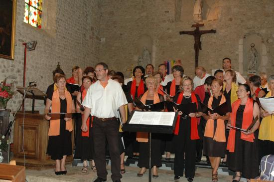 Harmonia juin 2006 - Saint Pavace
