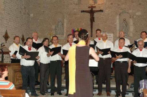 Harmonia juin 2006 - St Pavace