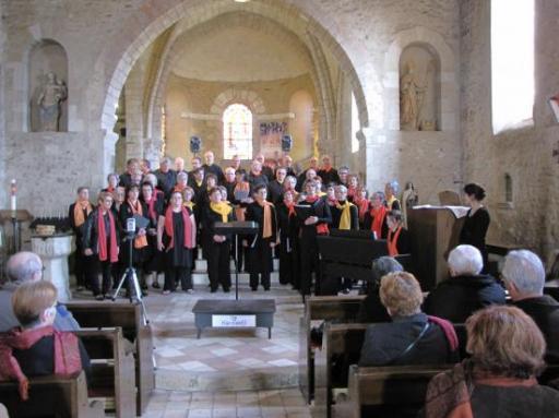 Harmonia mars 2011 - Coulaines