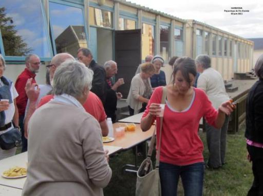 Harmonia juin 2011 - Pique-nique