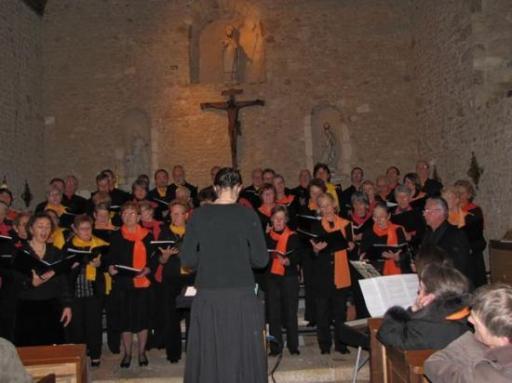 Harmonia décembre 2009 - St Pavace