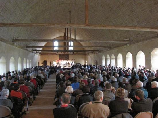 Harmonia mars 2010 - Abbaye de l'Epau