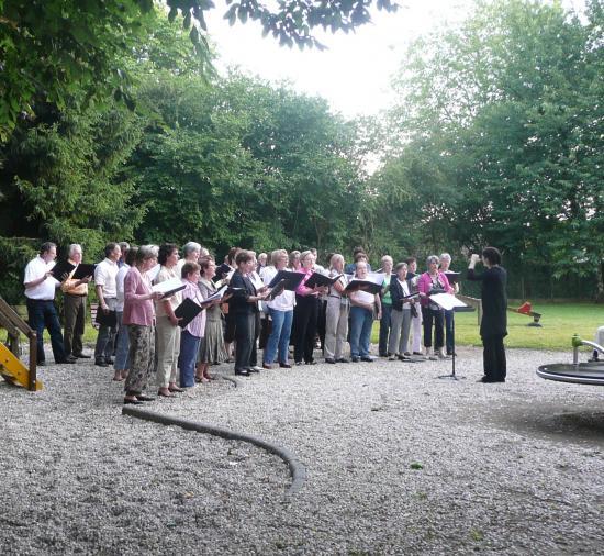 Harmonia juin 2010 - Répétition publique
