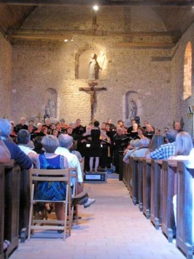 Harmonia juin 2010 - St Pavace