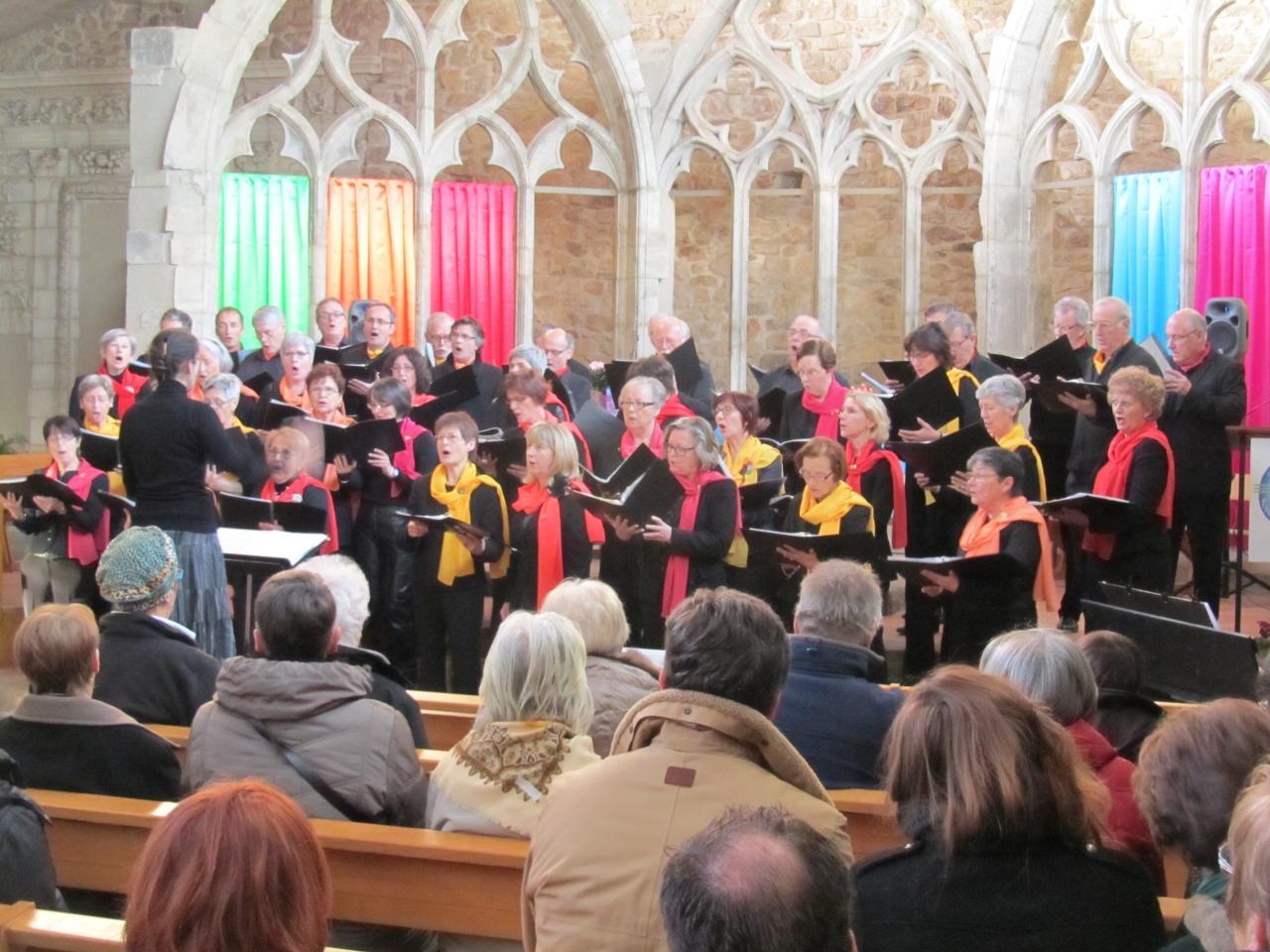 Harmonia février 2014 - Concert à Laval