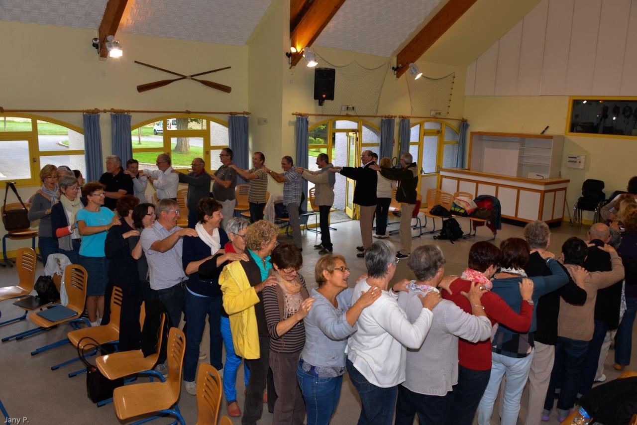 Harmonia octobre 2013 - WE choral au Manoir de la Vicomté à Dinard