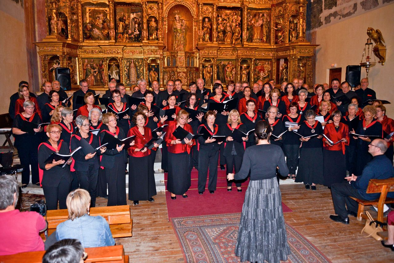 Harmonia octobre 2014 - Concert à Medina del Campo