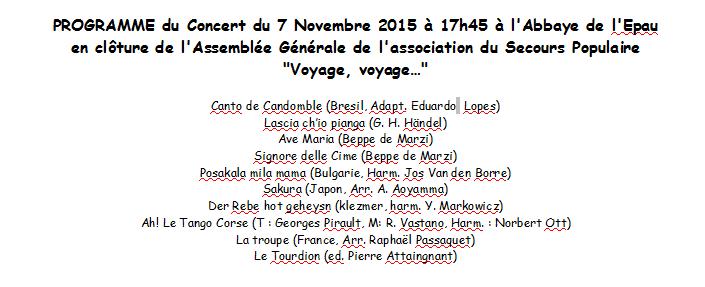 2015 11 04 programme du concert du 7 11 15