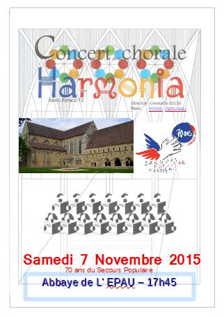 2015 11 07 concert secours populaire