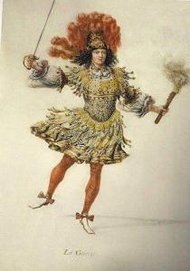 Ballet baroque