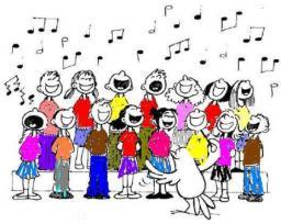 Chanter ensemble 4