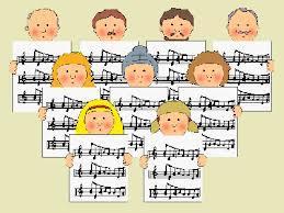 Choristes 9