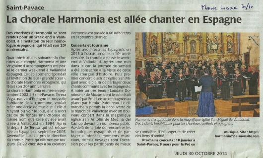 Harmonia Valladoliod