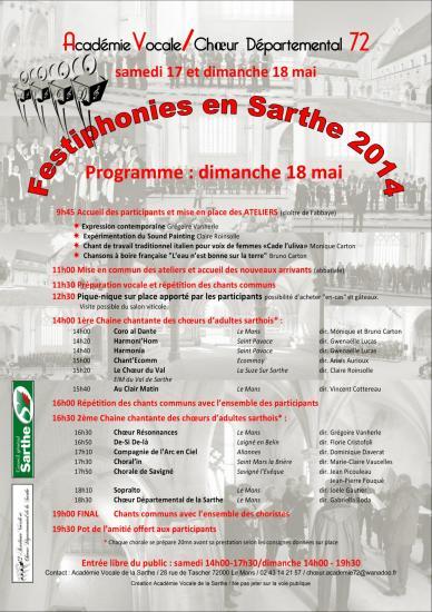 Programme festiphonies dimanche 18 mai 250414