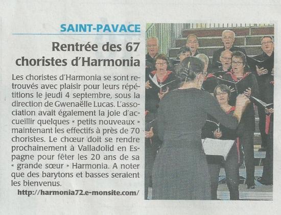 Rentree harmonia 1