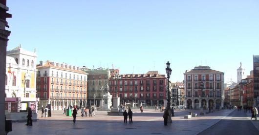 Valladolid 36 plaza mayor